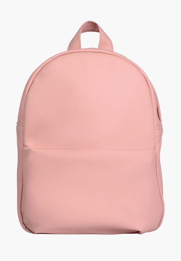 женский рюкзак sambag, розовый