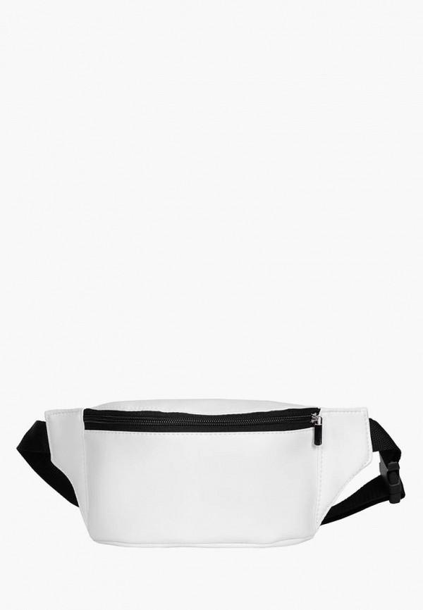 женская сумка sambag, белая