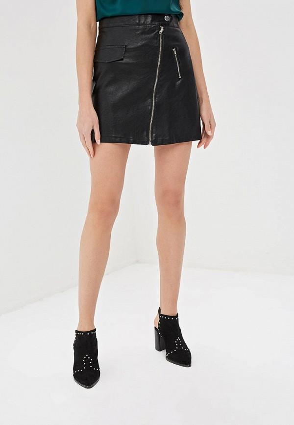 женская юбка elardis, черная