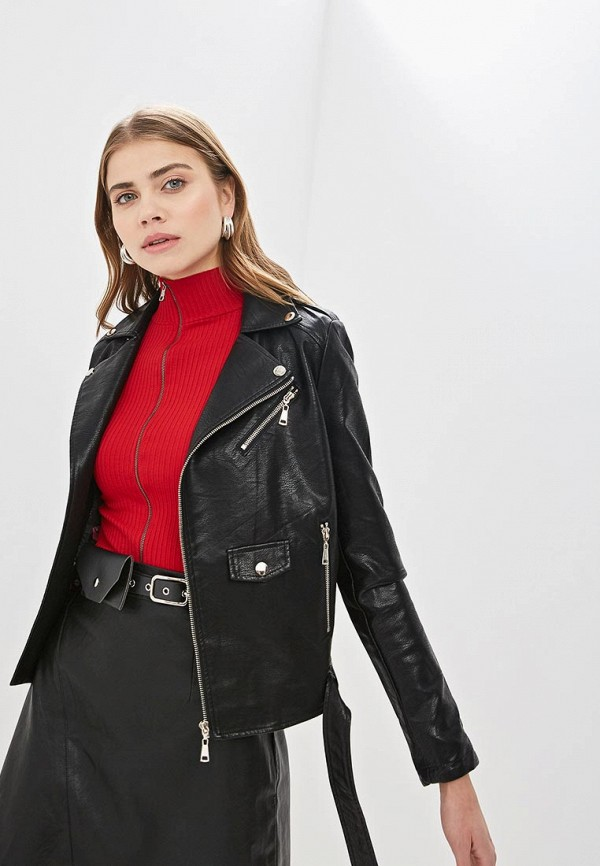 женская куртка elardis, черная