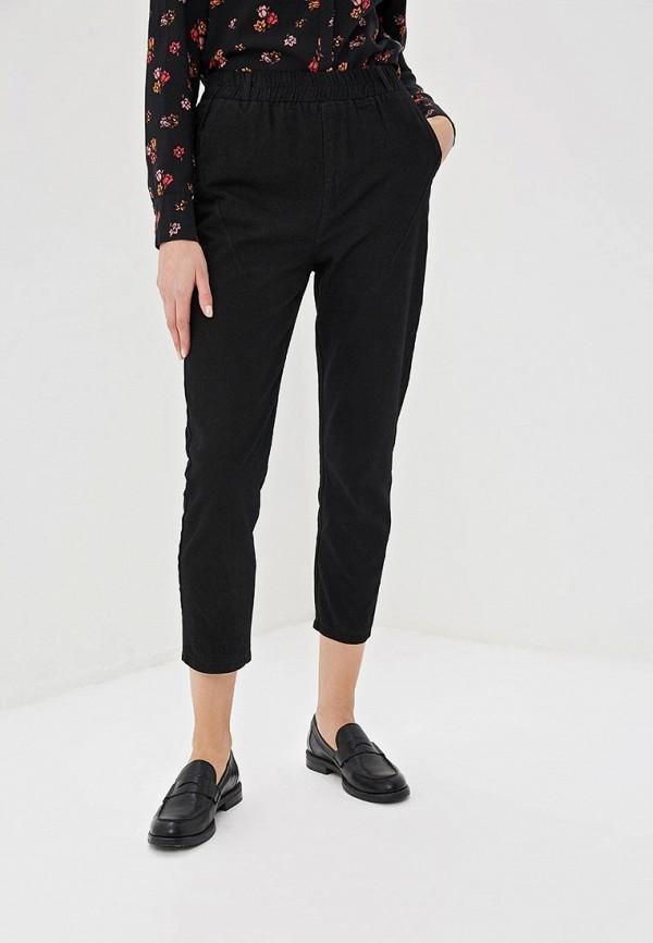 женские повседневные брюки elardis, черные