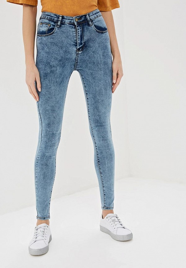 женские джинсы elardis, голубые