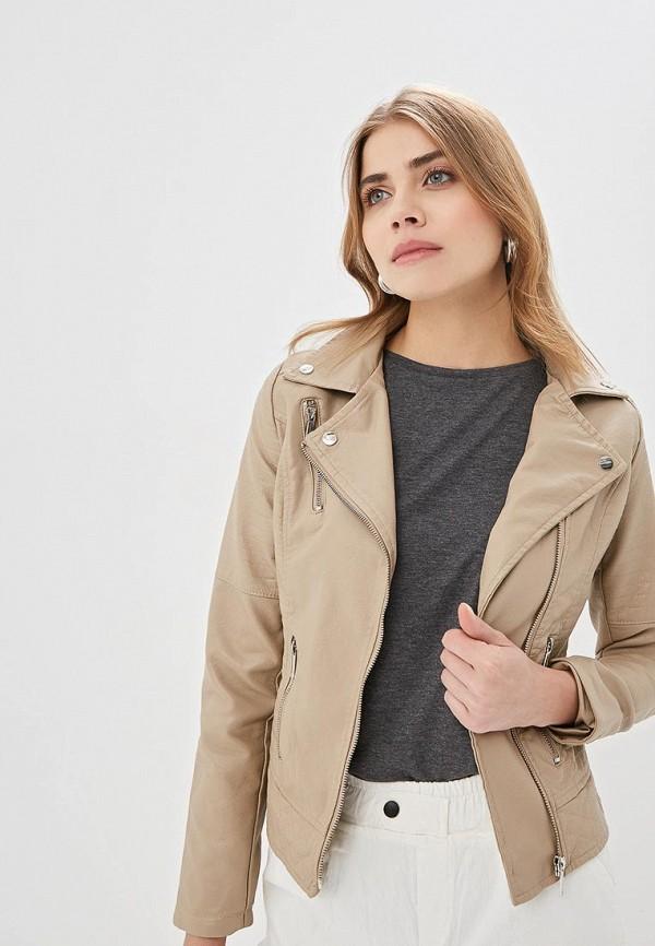 женская куртка elardis, бежевая
