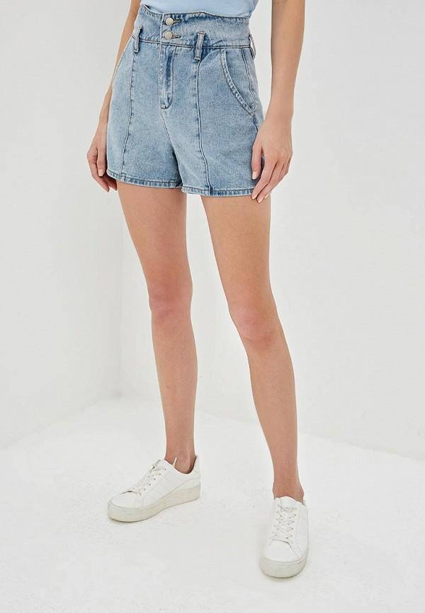 купить Шорты джинсовые Befree Befree MP002XW020SB по цене 1999 рублей