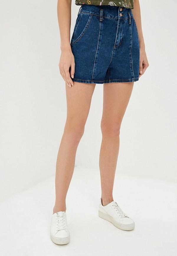 купить Шорты джинсовые Befree Befree MP002XW020SD по цене 1999 рублей