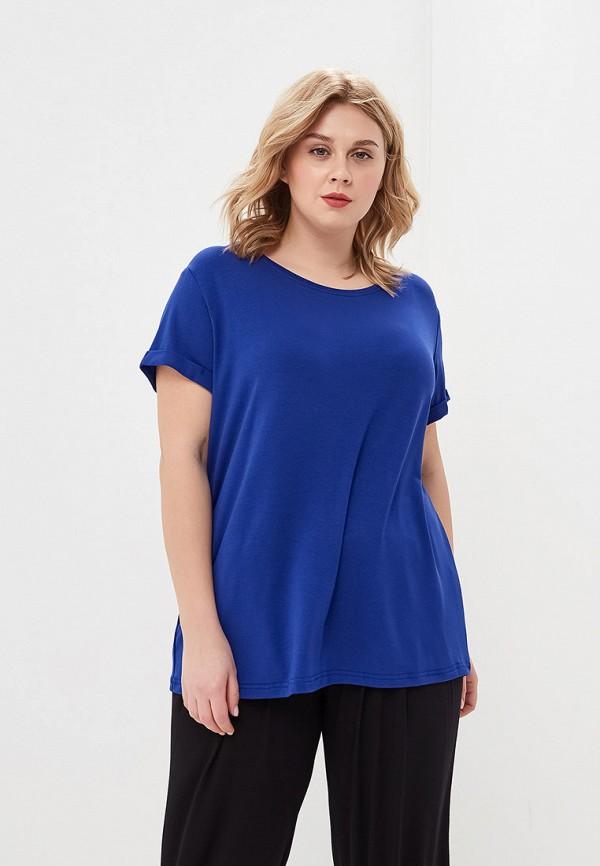 Купить Женскую футболку Svesta синего цвета