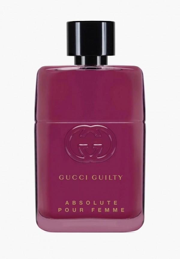 Парфюмерная вода Gucci Gucci MP002XW020ZZ scholl velvet smooth ролики сменные для водонепроницаемой пилки 2 шт