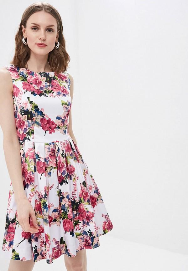 Платье Vittoria Vicci Vittoria Vicci MP002XW021EU шифоновое платье с v образным вырезом vittoria vicci page 5