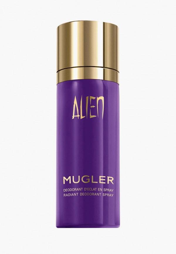 Дезодорант Mugler Mugler MP002XW021KI парфюмерия mugler