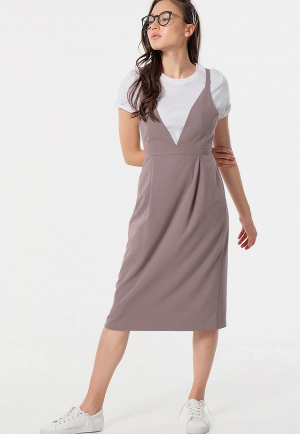 Платье Fly розового цвета