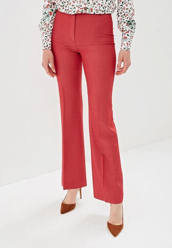 женские повседневные брюки gregory, красные