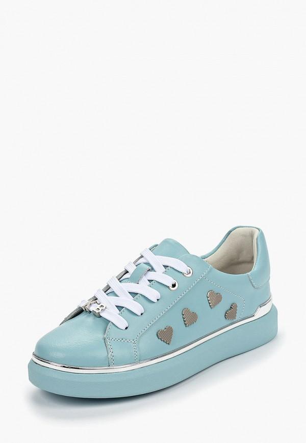 Кеды King Boots цвет голубой  Фото 2