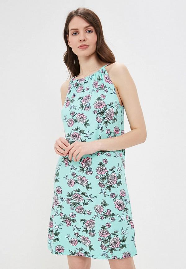 Платье домашнее Tenerezza Tenerezza MP002XW0223W verdissima домашнее платье с розами