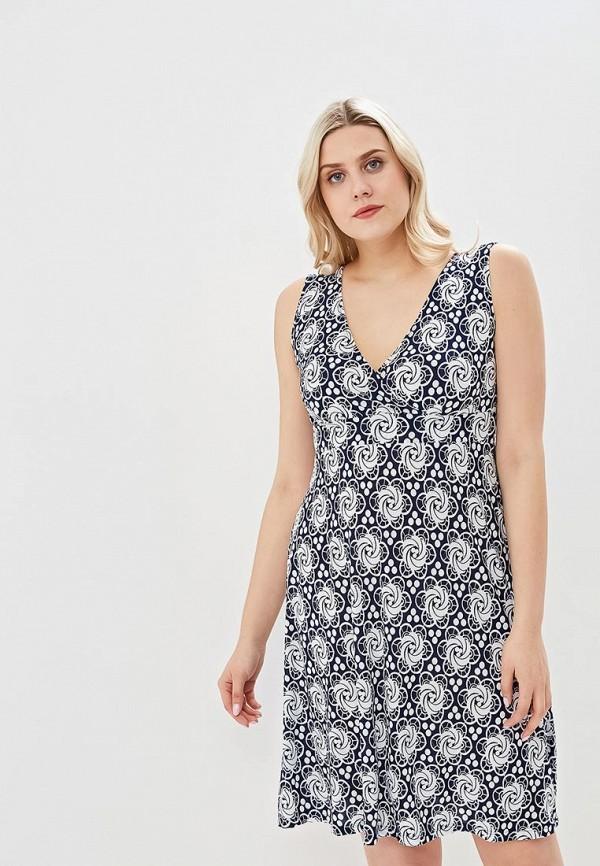 женское платье tenerezza, синее