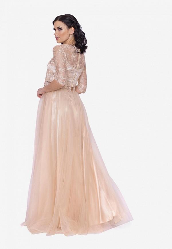 Платье Seam цвет золотой  Фото 3