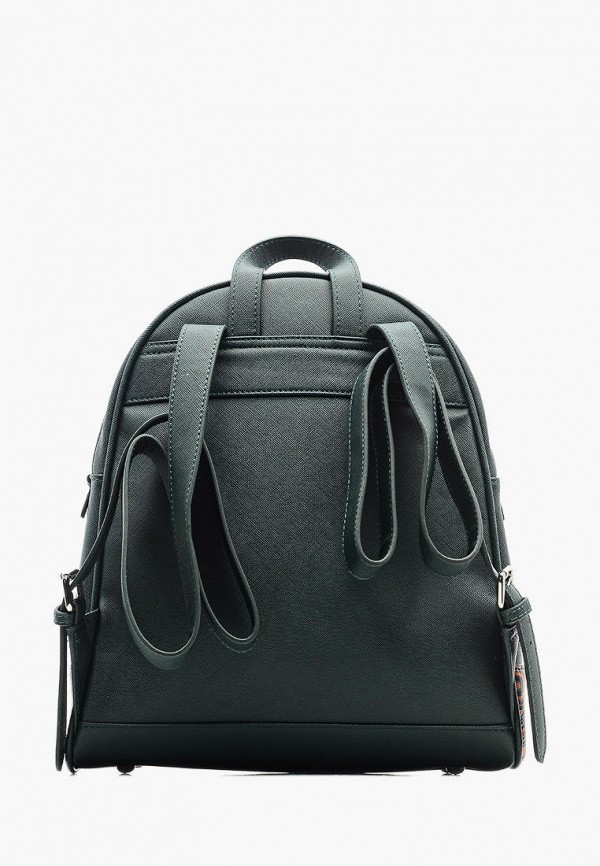 Фото 4 - Женский рюкзак Goroshek зеленого цвета