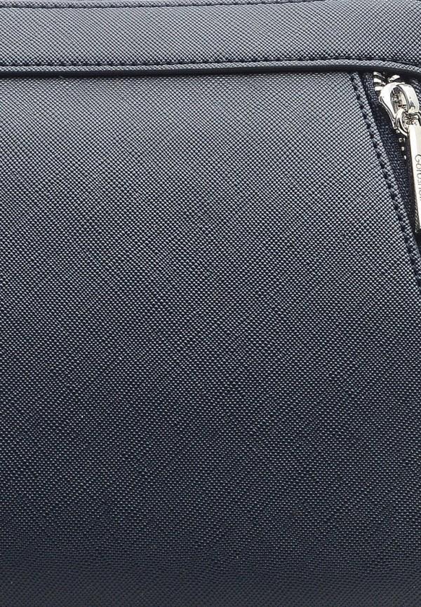 Фото 4 - Женскую сумку Goroshek синего цвета