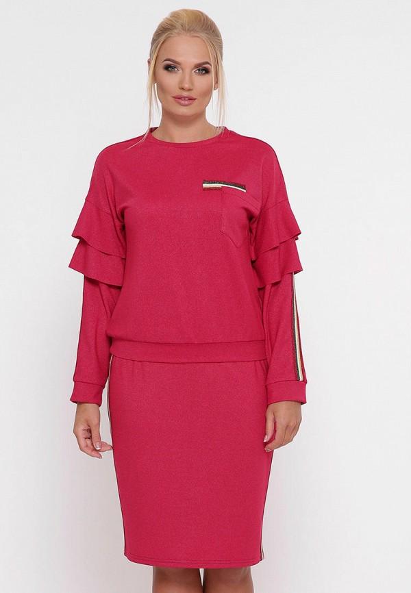 женский костюм vlavi, розовый
