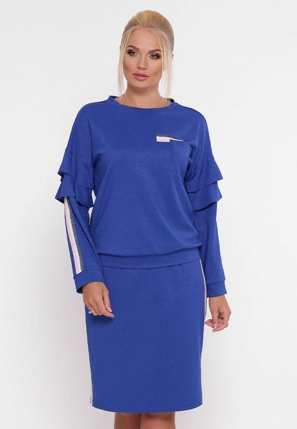 женский костюм vlavi, синий