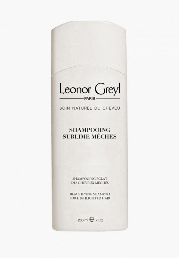 Шампунь Leonor Greyl Leonor Greyl MP002XW022C0 leonor greyl восстанавливающий шампунь shampooing reviviscence 200 мл