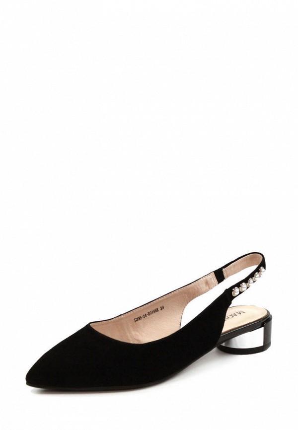 женские туфли magnori, черные