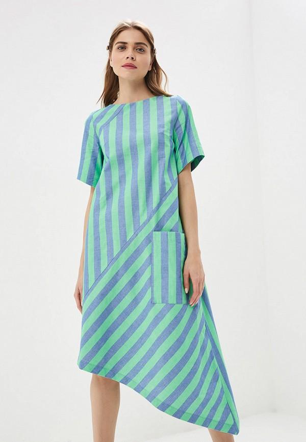 Платье Модный дом Виктории Тишиной Модный дом Виктории Тишиной MP002XW022UG