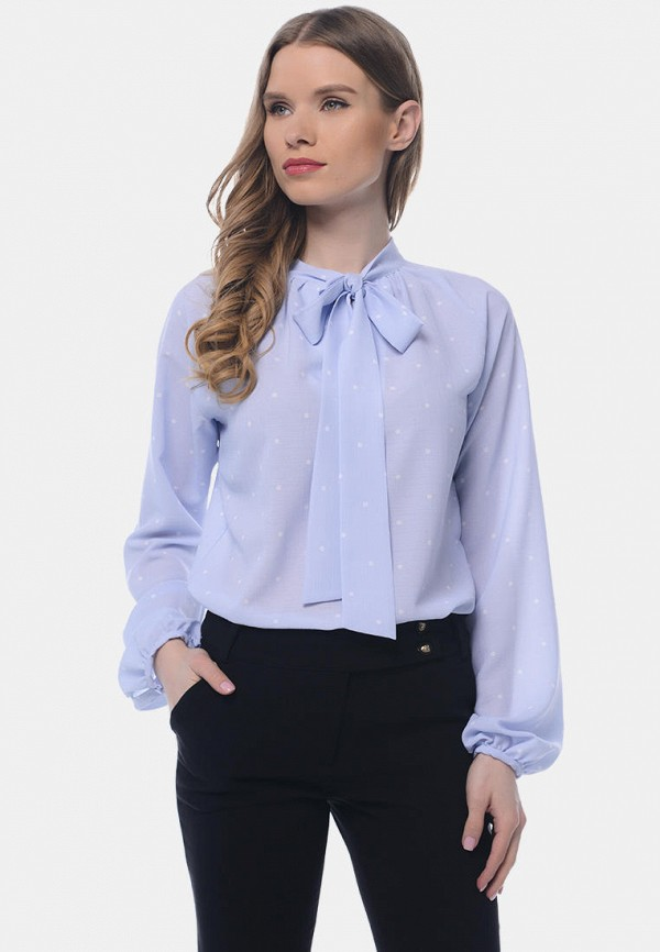 Блузы с бантом