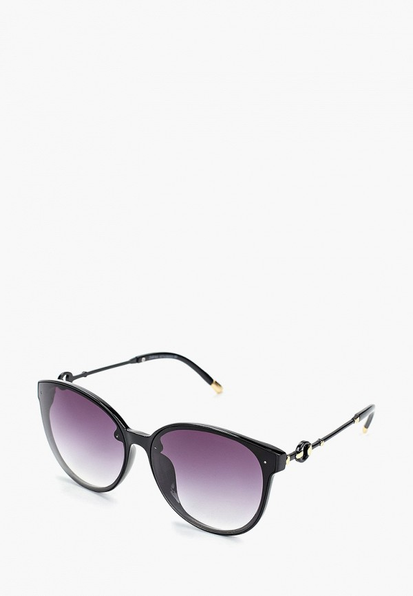женские солнцезащитные очки zarina, черные