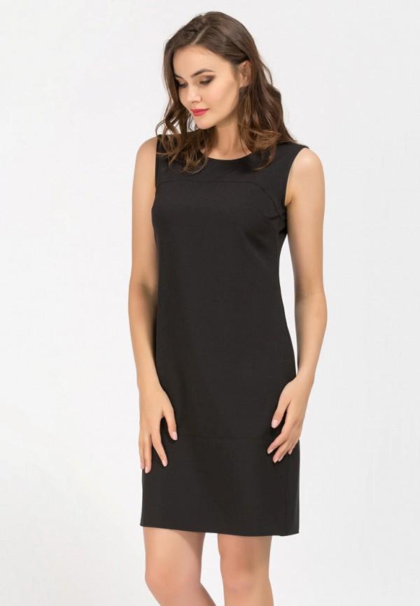 женское повседневные платье remix, черное