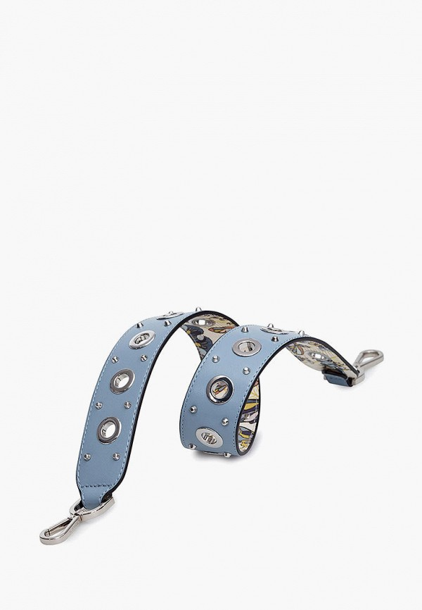 женская сумка eleganzza, голубая