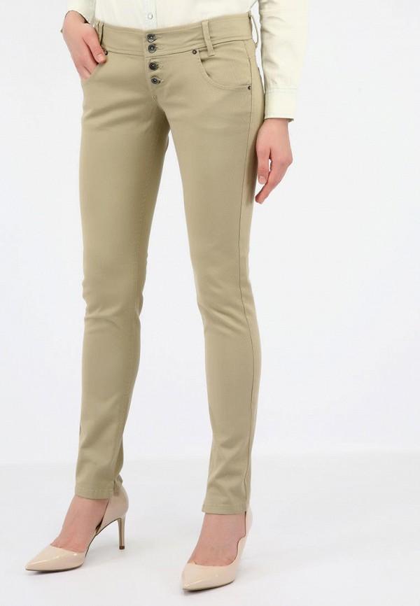 женские джинсы alcott, бежевые