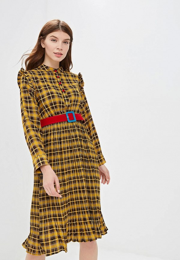Платье MiLi MiLi MP002XW023U7 платье mili mili mp002xg009ij
