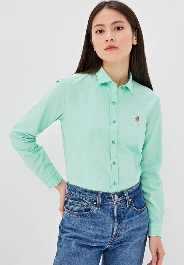 цена Рубашка U.S. Polo Assn. U.S. Polo Assn. MP002XW0245N онлайн в 2017 году