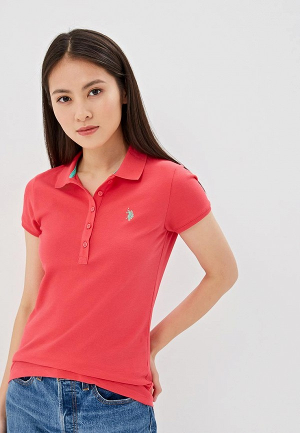 Поло U.S. Polo Assn. U.S. Polo Assn. MP002XW02463 стоимость