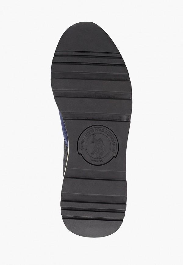 Фото 5 - Женские кроссовки U.S. Polo Assn. синего цвета