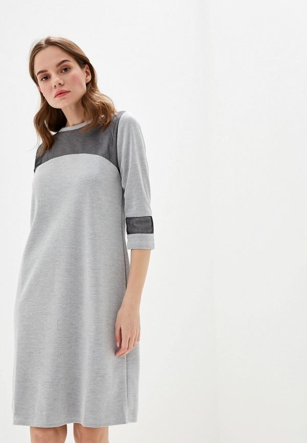 Платье Lika Dress цвет серый