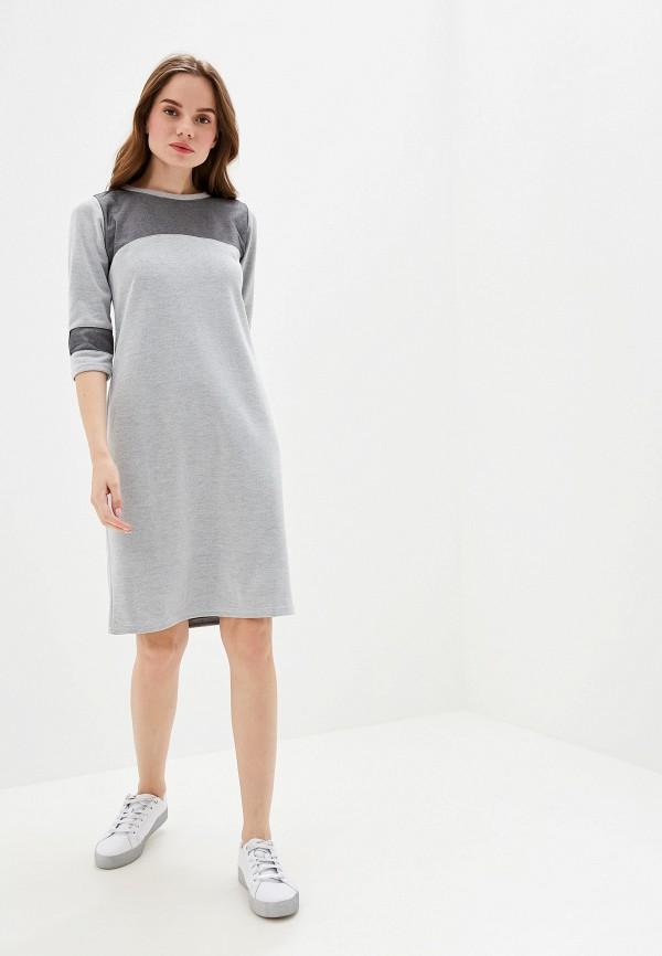 Платье Lika Dress цвет серый  Фото 2