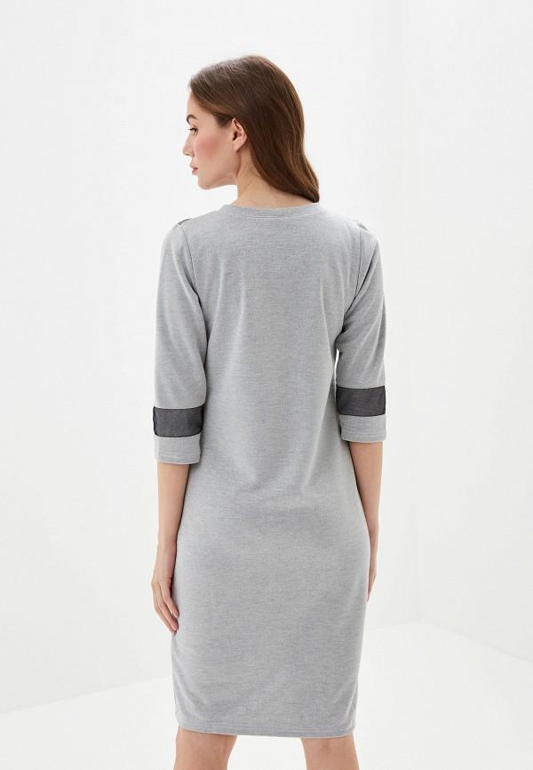 Платье Lika Dress цвет серый  Фото 3