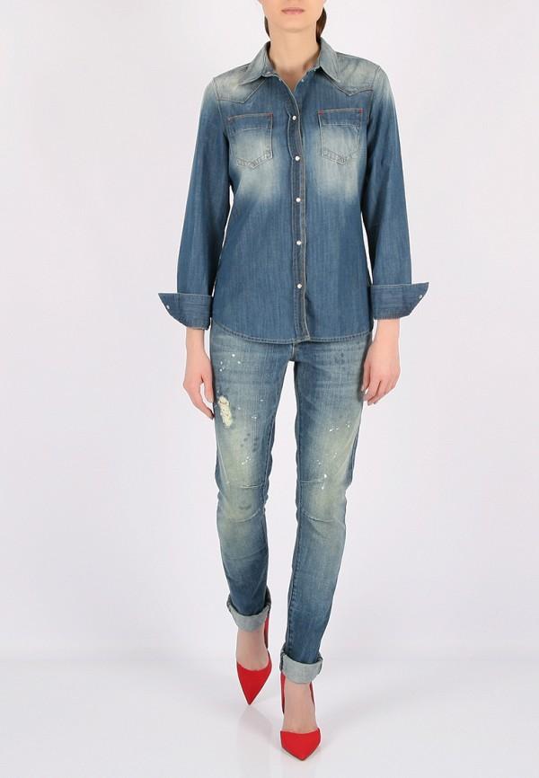Рубашка джинсовая H.I.S