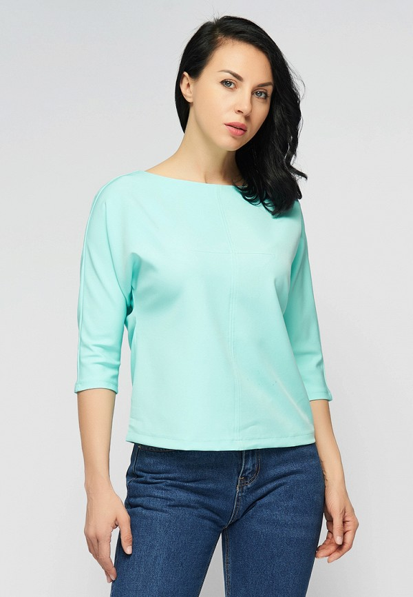 Блуза Bellart Bellart MP002XW025IK блуза тренд безупречная цвет синий бирюзовый