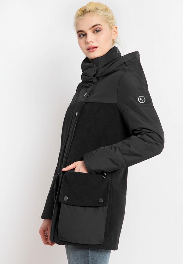 Купить Куртка утепленная Finn Flare, MP002XW025L6, черный, Весна-лето 2018