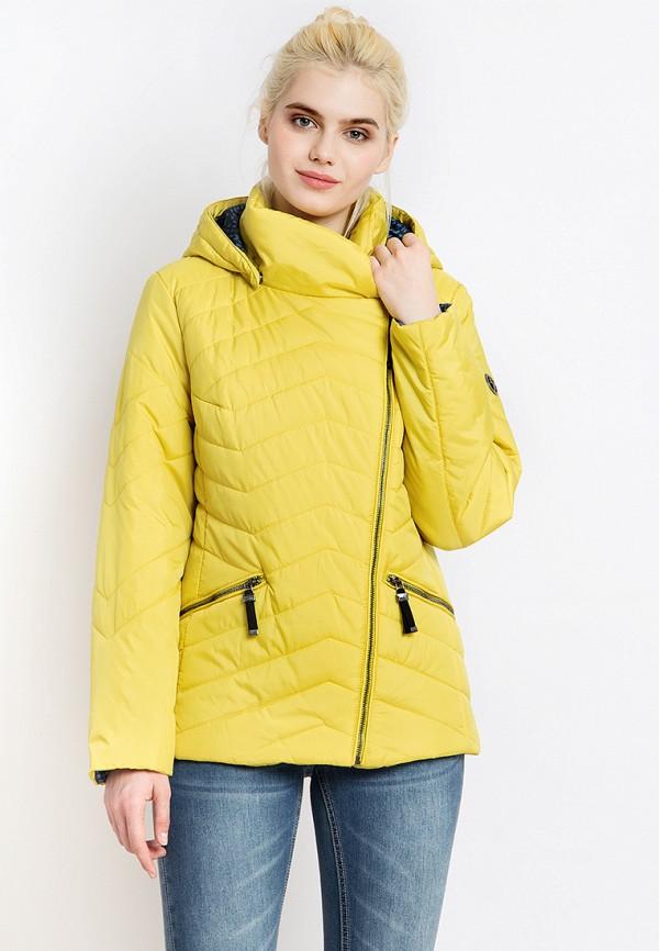 Купить Куртка утепленная Finn Flare, MP002XW025LA, желтый, Весна-лето 2018