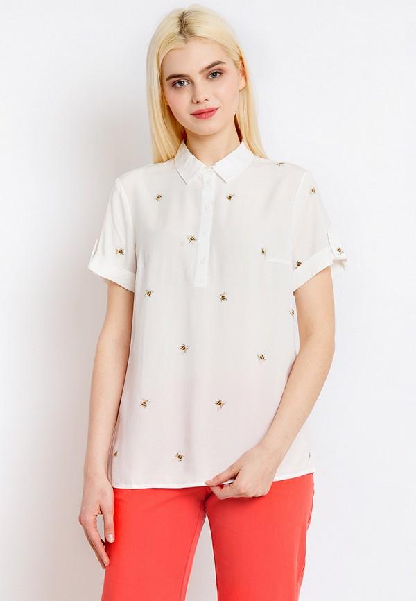 Купить Блуза Finn Flare, MP002XW025LC, белый, Весна-лето 2018