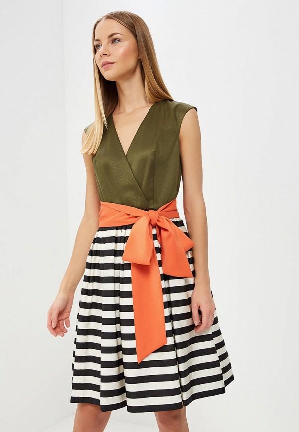 Купить Платье Galina Vasilyeva, MP002XW025MM, разноцветный, Весна-лето 2018