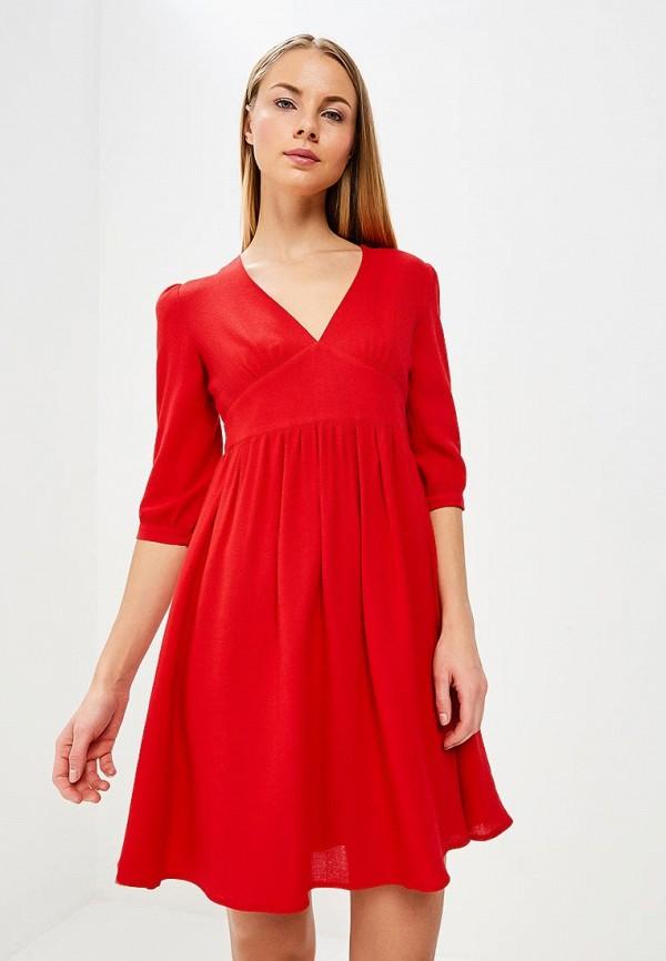 Купить Платье Galina Vasilyeva, MP002XW025N2, красный, Весна-лето 2018