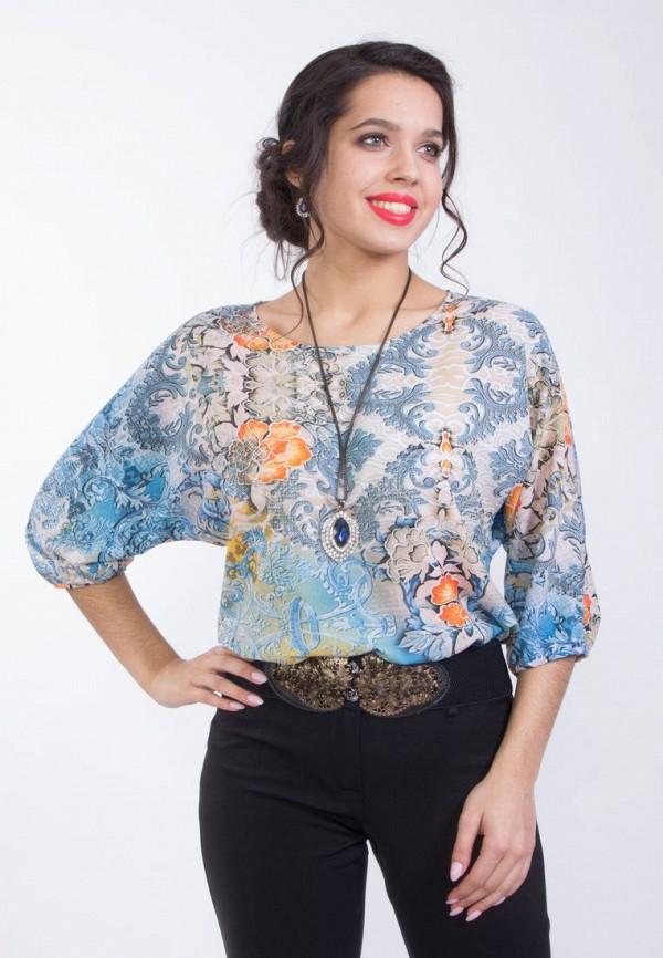 Купить женскую блузку Wisell разноцветного цвета