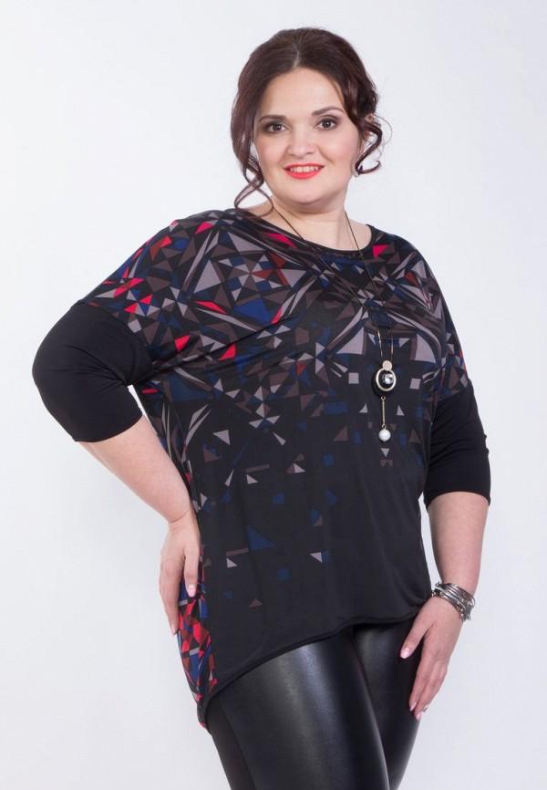 женская блузка wisell, разноцветная