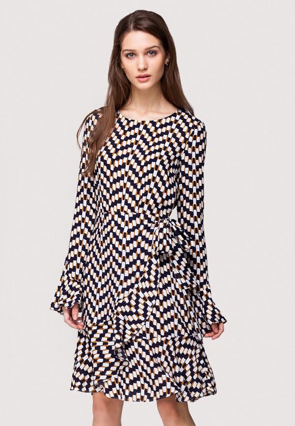 Платье Vilatte Vilatte MP002XW025Q3 платье vilatte vilatte mp002xw0dmuw