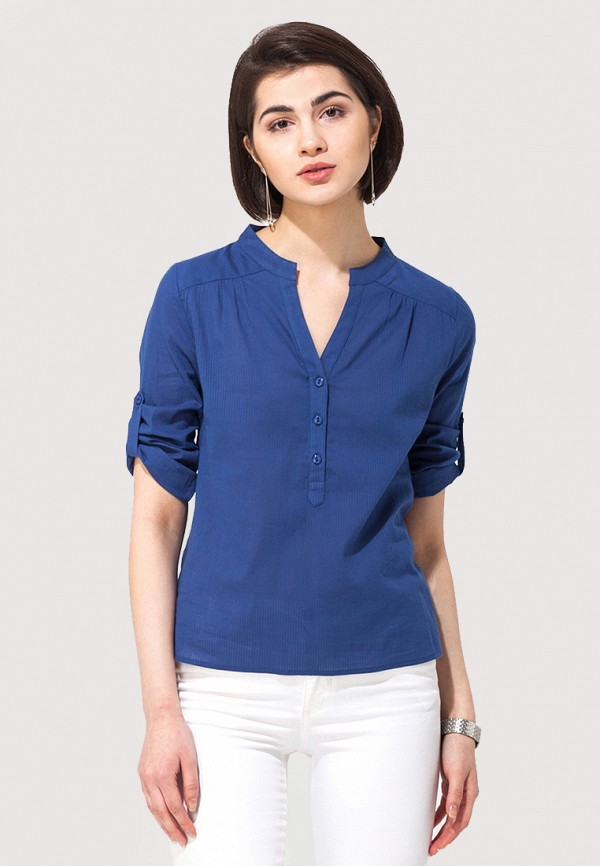 Блуза Vilatte Vilatte MP002XW025RG цена