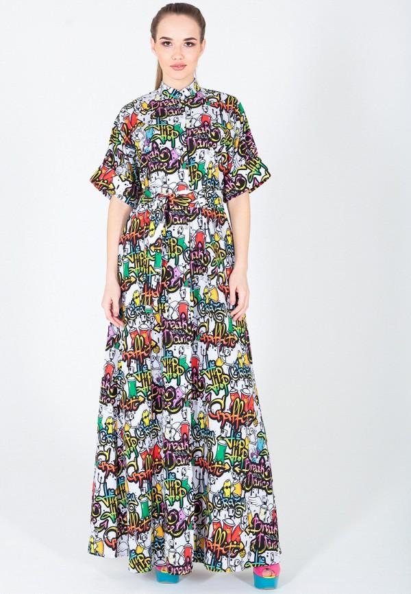 Купить Платье Malaeva, MP002XW025TE, разноцветный, Весна-лето 2018